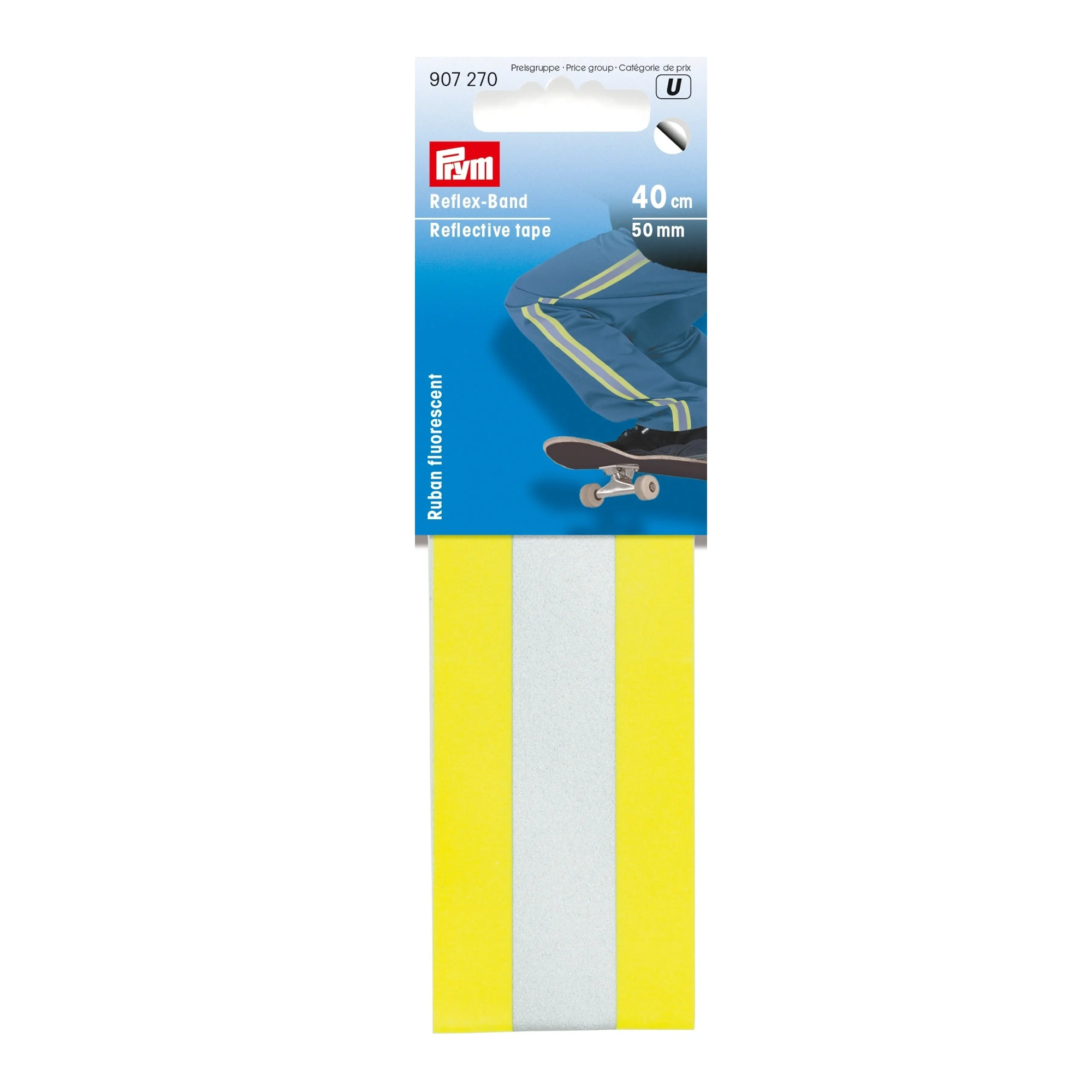 Prym reflecterend band