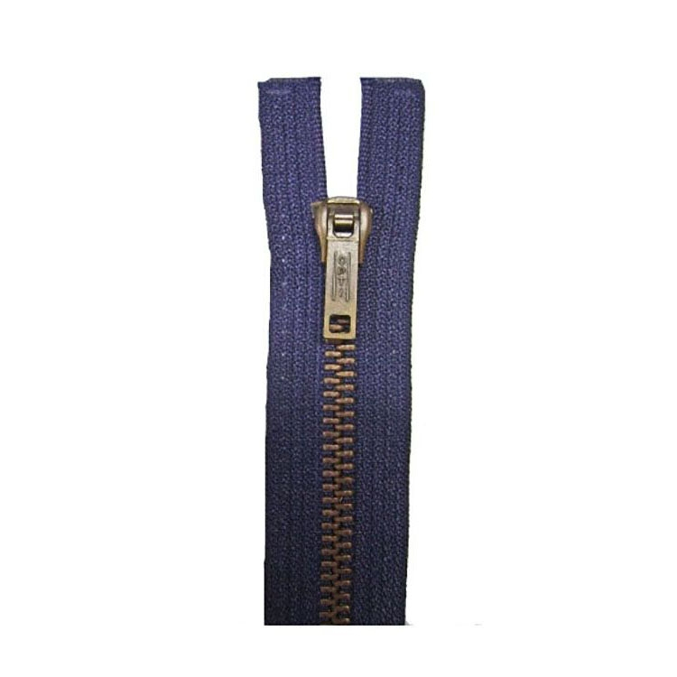 zipper 8710, navy blue