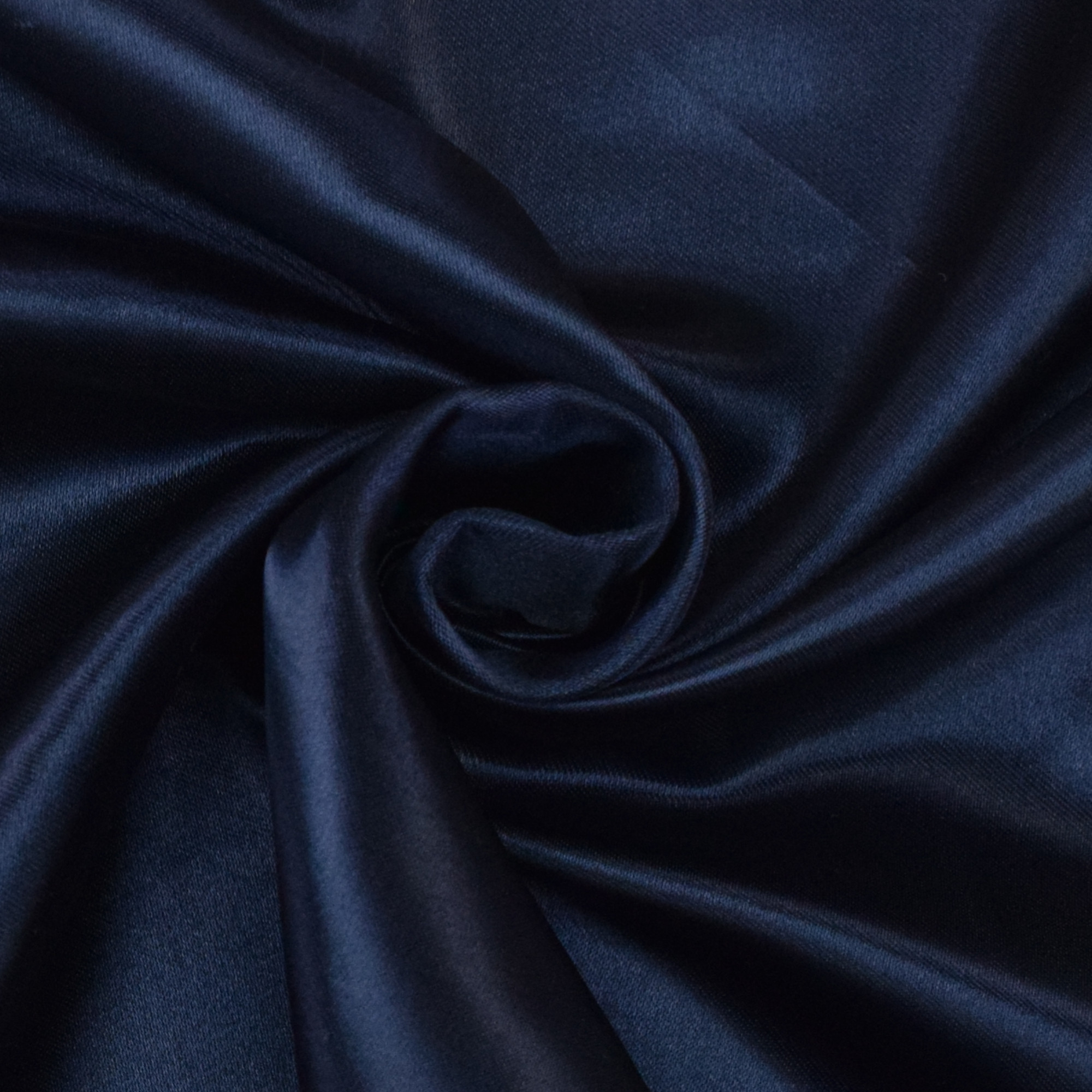 Satin darkblue | 100.145-0292 | blau