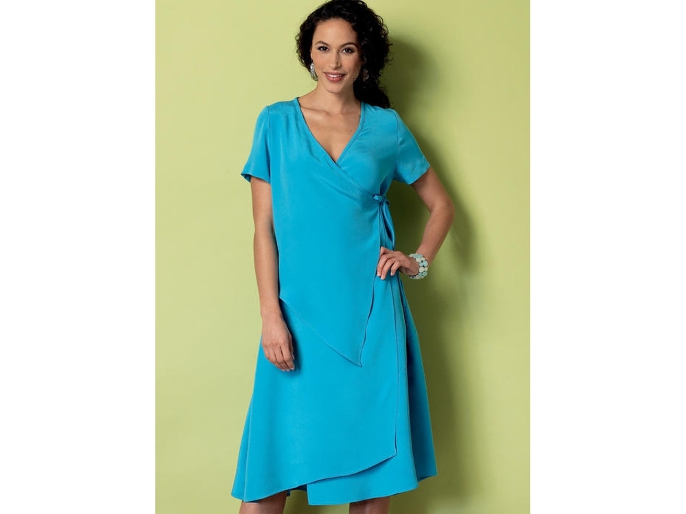 Pattern Butterick 6359 Misses' Dress