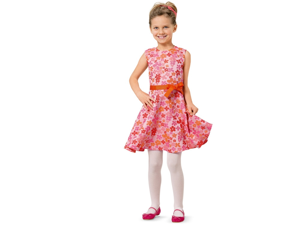 Sewing pattern dress, Burda 9379 | fabrics-hemmers.co.uk
