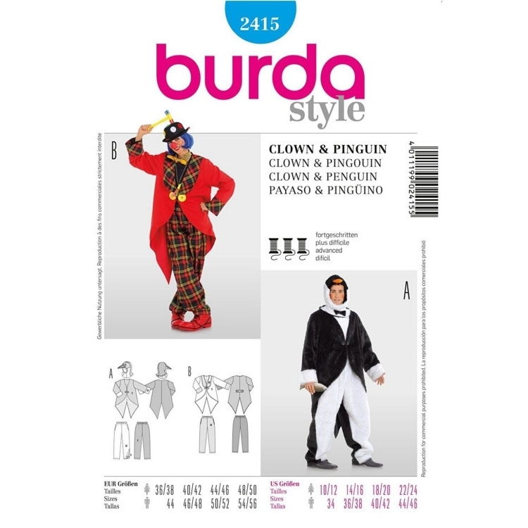 Penguin & Clown