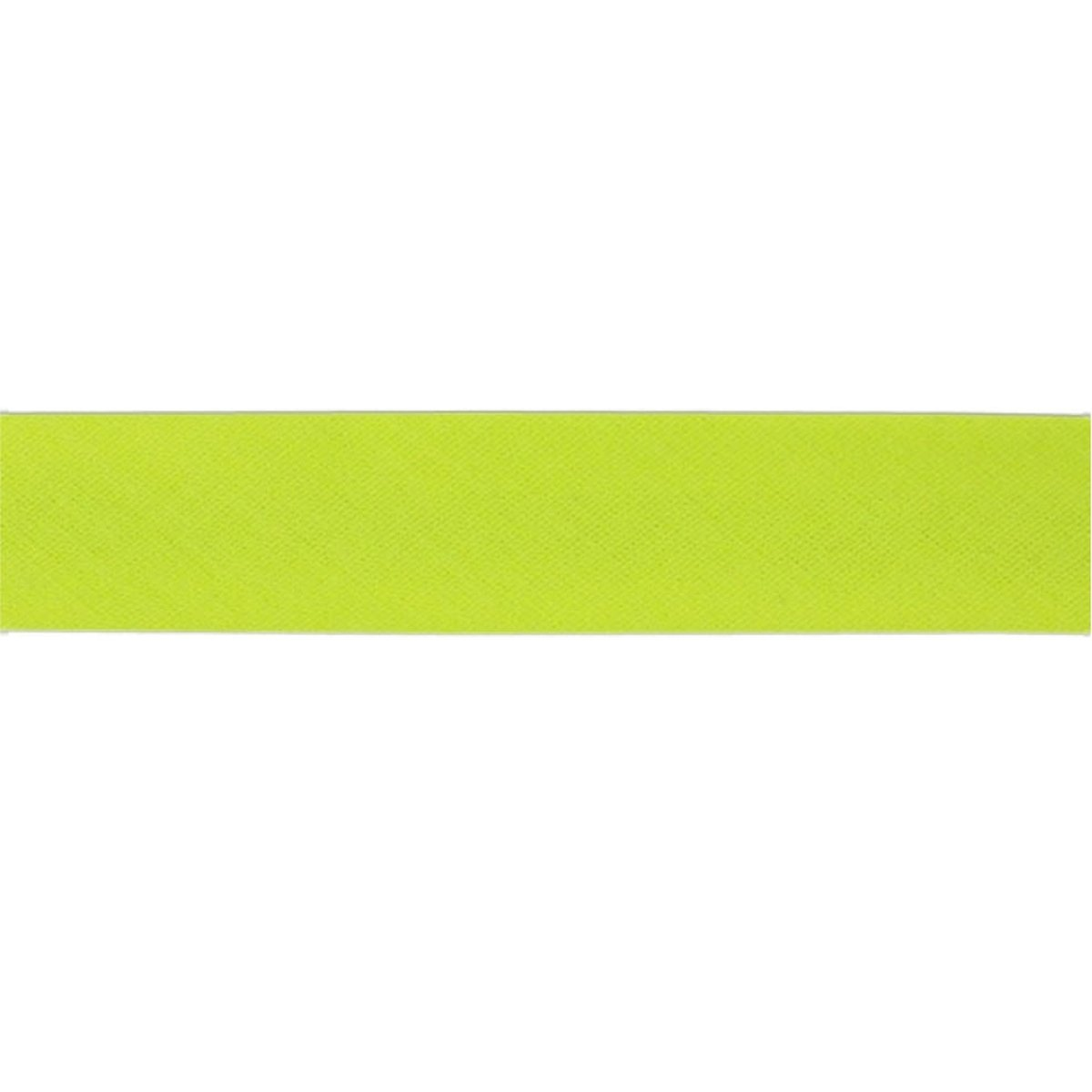 bias tape NEON, yellow