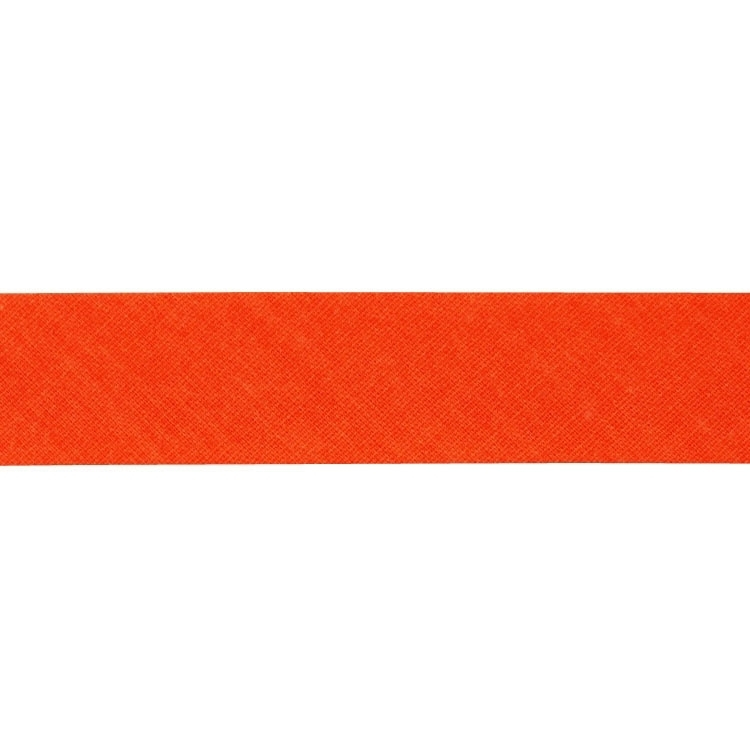 bias tape NEON, orange