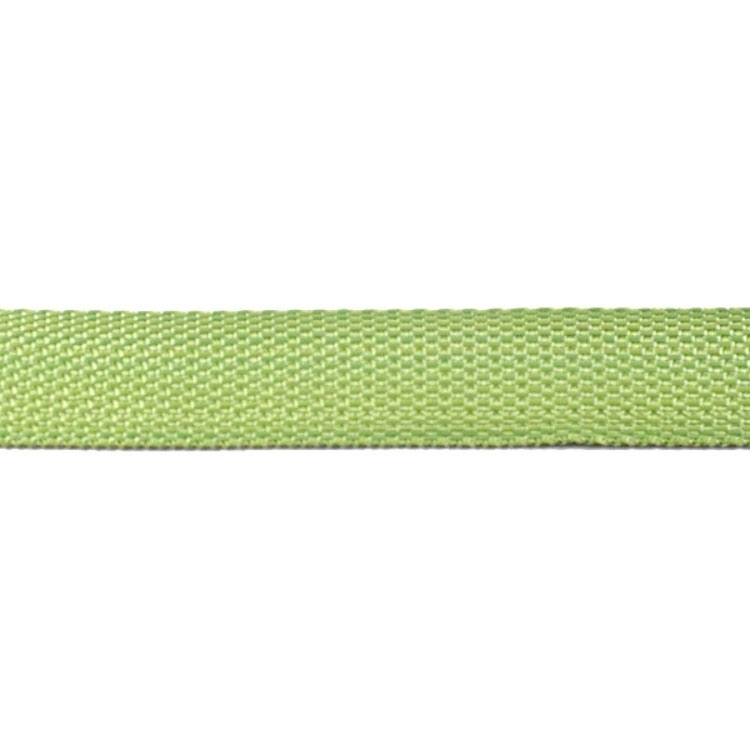 Bag-Webbing lime green 25 mm