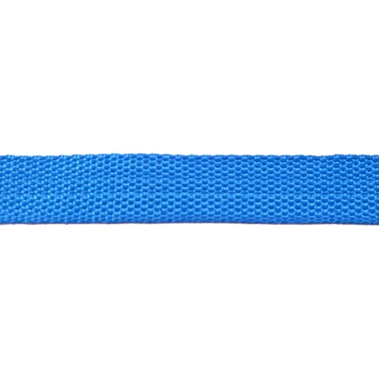 Bag-Webbing aqua blue 25 mm | 10377 | blau
