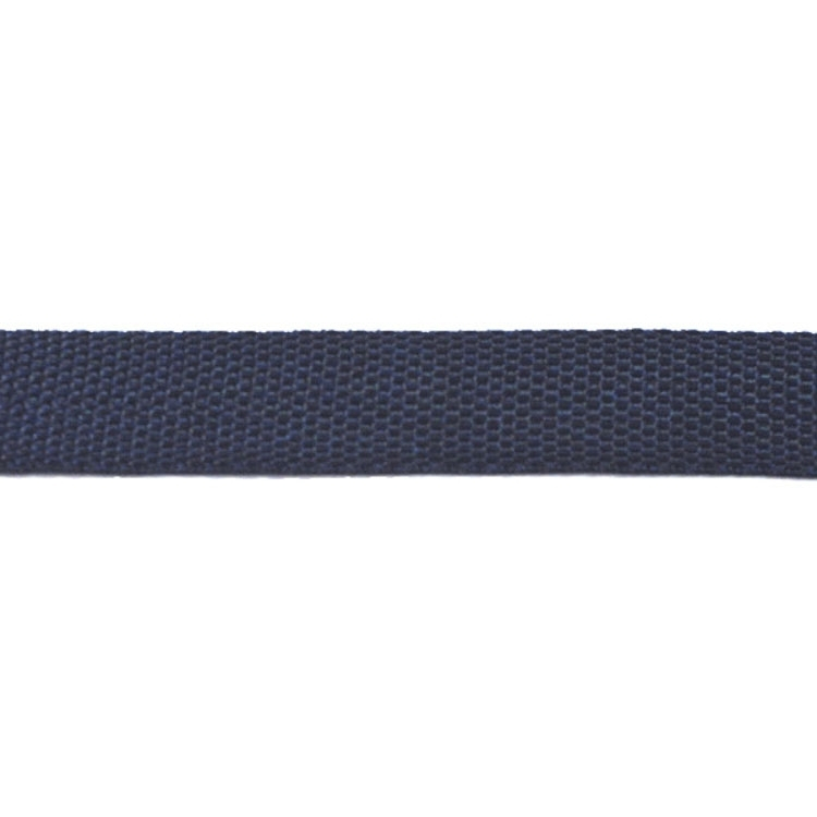 Bag-Webbing darkblue 25 mm