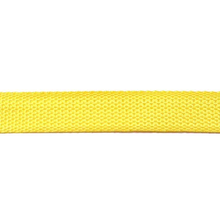 Sangle pour anse de sac jaune 25 mm