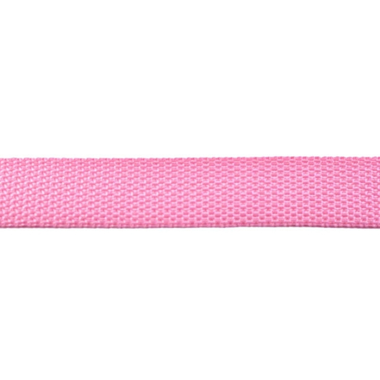 Bag-Webbing light rose 25 mm | 10370 | rosa