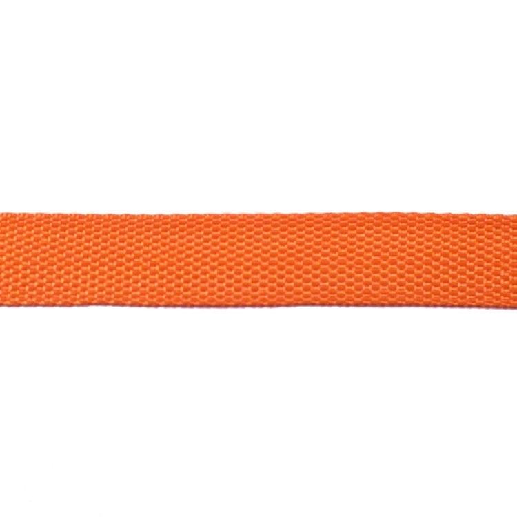 Taschengurtband orange 25 mm | 10371 | orange