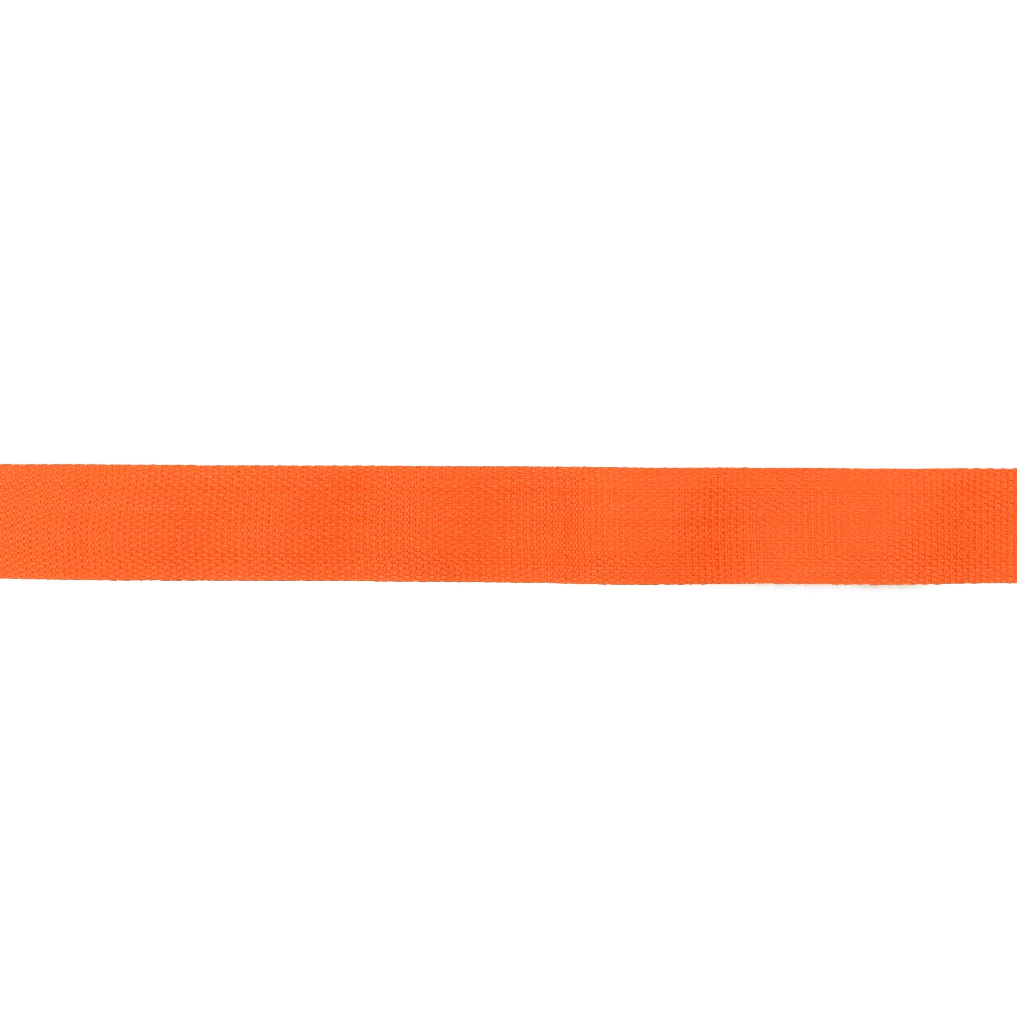 Tassen singelband oranje 40 mm | 21009 | orange