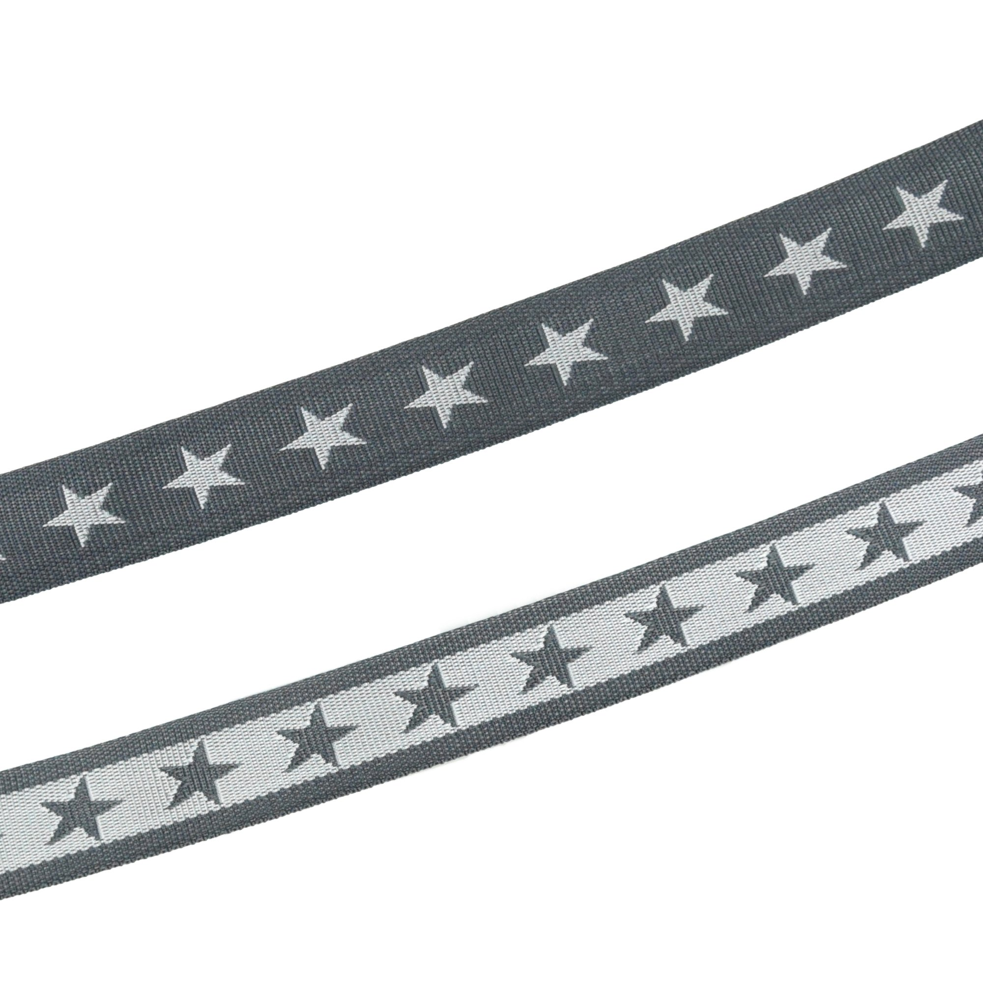 Bag-Webbing stars, dark grey