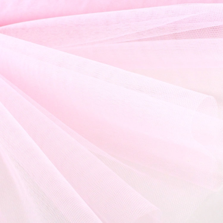Tulle rose | 100.098-5017 | rosa