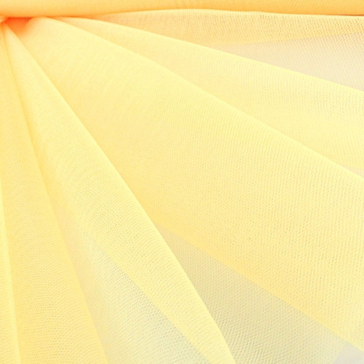 Tulle sun yellow