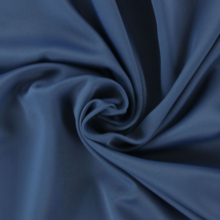 Blackout fabric dark blue