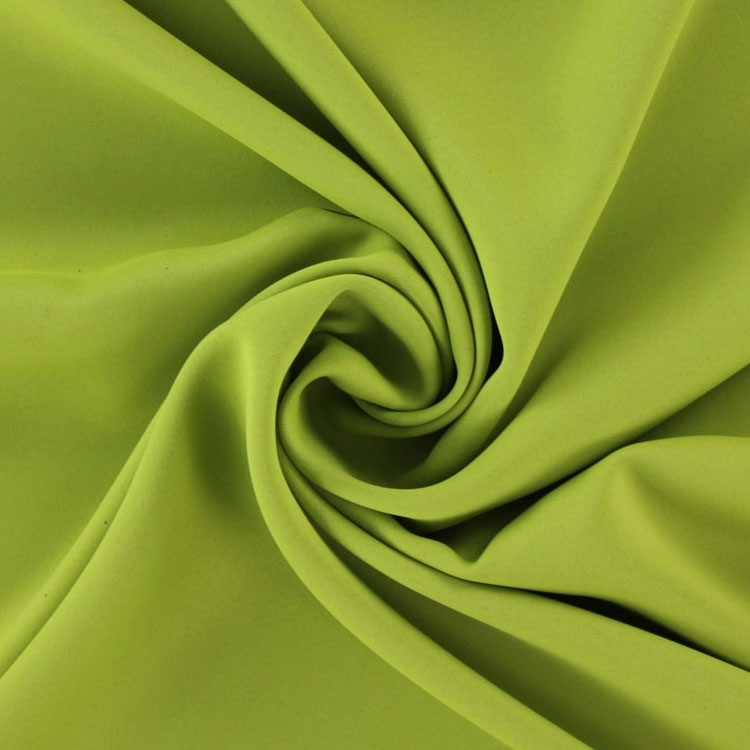 Blackout fabric, kiwi