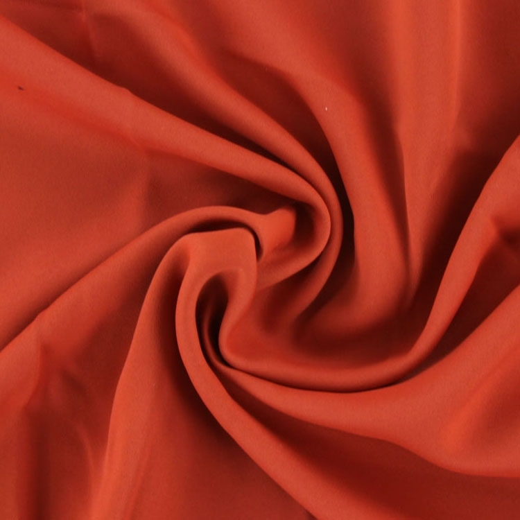 Blackout fabric terracotta