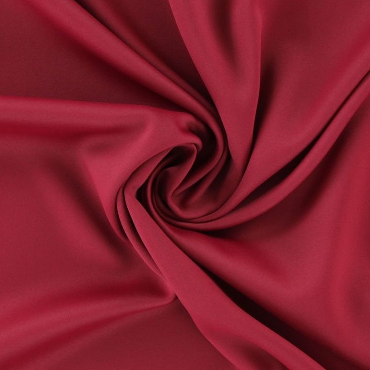 Blackout fabric burgundy