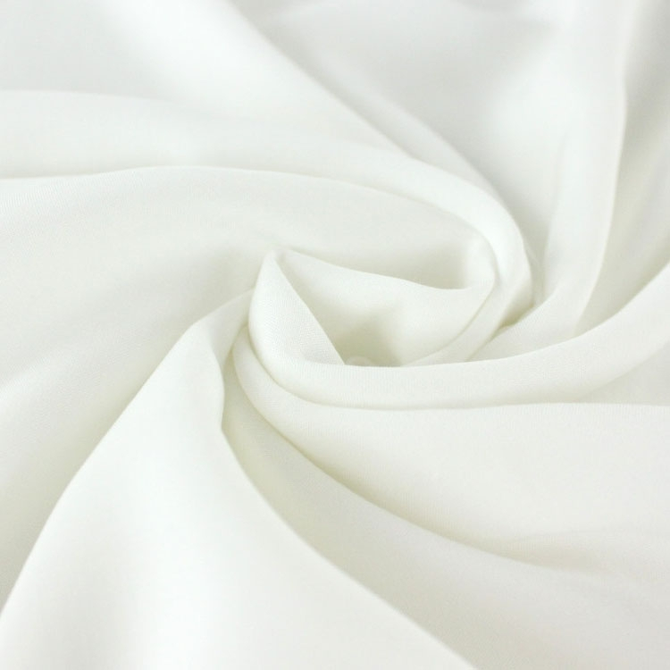 Viscose voile plain, off-white | 126.417-5004 | wollweiss / natur