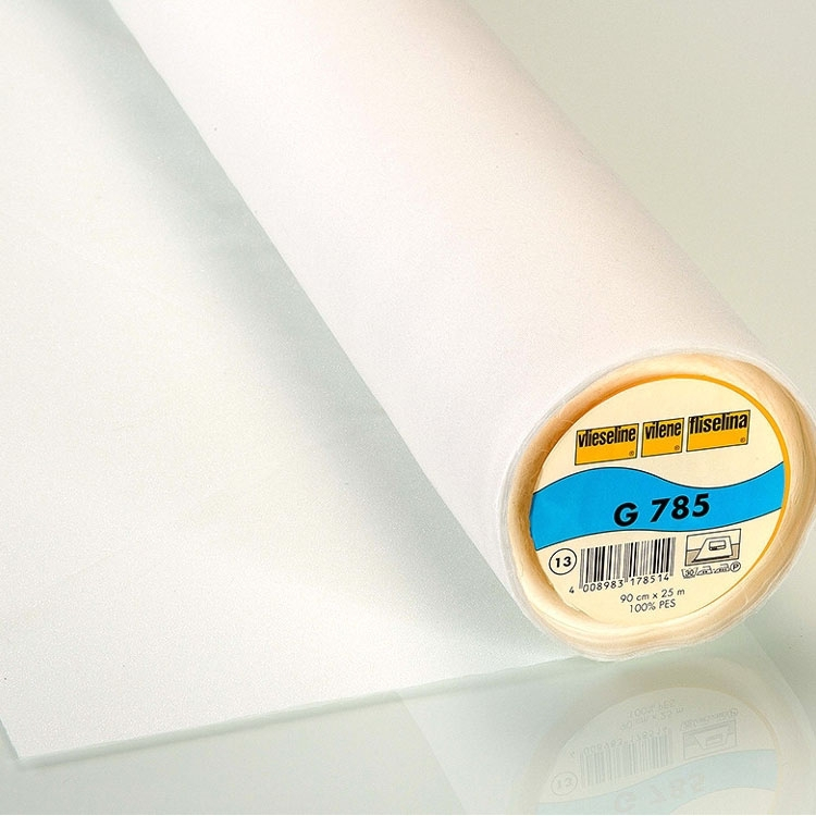 Vlieseline fusible interfacing G785, white