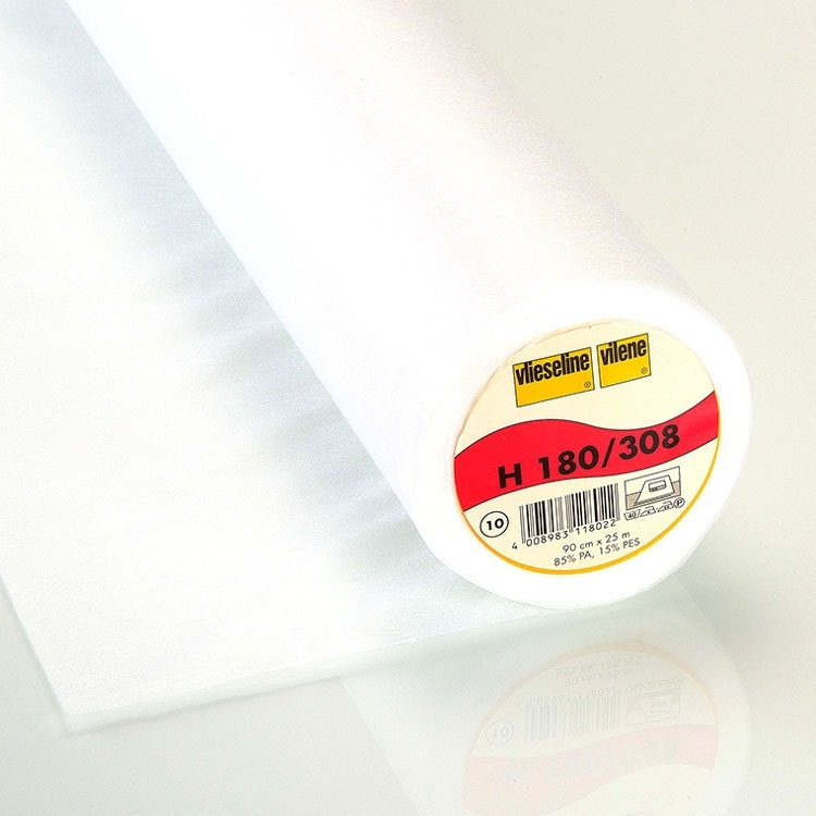Vlieseline fusible interfacing H180 white | H180WEISS | weiss