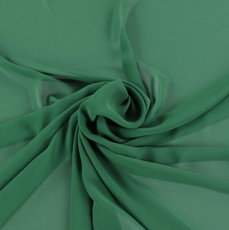 Chiffon grün   Stoffe Hemmers 48de1d2f39