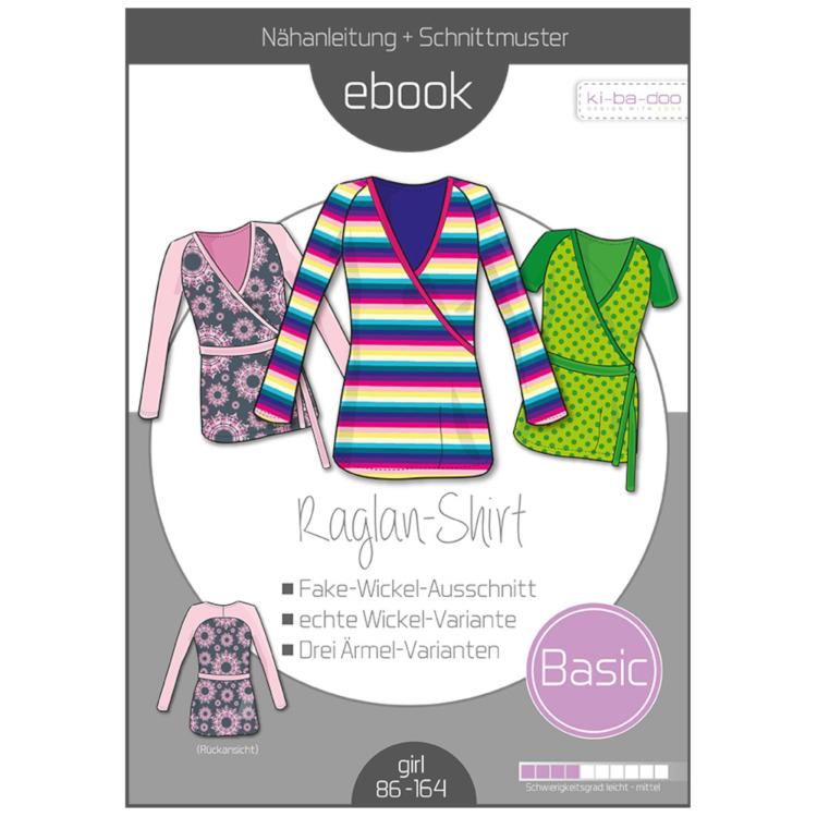 86752038cf6eeb E-Book Ki-Ba-Doo Basic Raglan Wickelshirt Kids ...