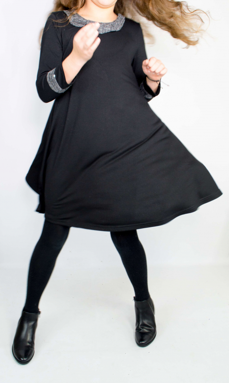 e-book schnittgeflüster kleid eslia kinder
