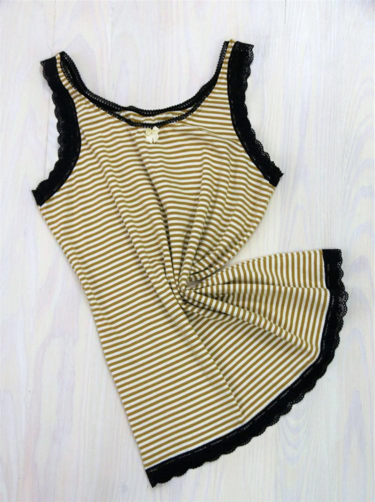 Lovable Damen Viscosa Unterhemd