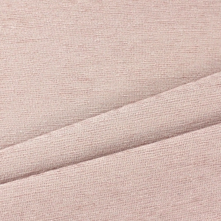 Upholstery Fabric Chenille Esparta Dusty Pink