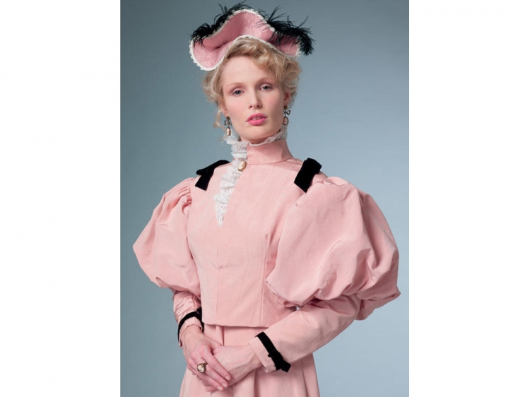 Pattern Butterick 6537 historical costume