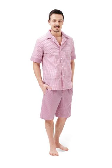 cheap for discount e368d a76f3 Schnittmuster Herren-Pyjama, Burda 6741